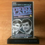 The Likely Lads: Entente Coridale; (BBC) Rodney Bewes / James Bolam - Pal VHS