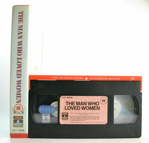 The Man Who Loved Women - Burt Reynold - RCA - Comedy - Large Box Pre-Cert VHS