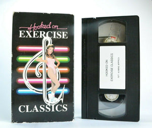 Body, By, Clark, Exercise, Exercise & Fitness, Fitness, Hooked, Louise, No, On, Pal, VHS, Workout