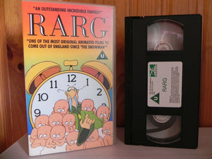 RARG - DREAMSCAPE FANTASY CARTOON - CHILDRENS VIDEO - 1989 - 0014 - VHS