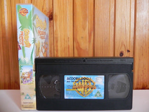 Scooby-Doo And The Monster Of Mexico - Warner Home - Animated - Adventure - VHS