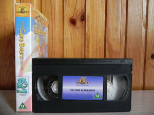 The Care Bears: Movie - MGM Family - Adventure - Animated - Kids - Pal VHS