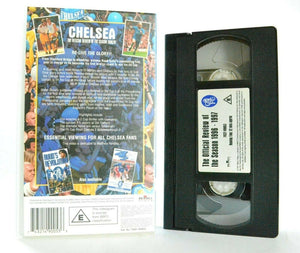Chelsea FC: 1996/97 Season Review - FA Cup Special - Football - Sports - Pal VHS
