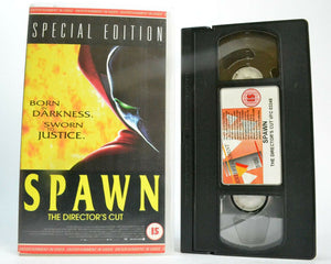 SPAWN: Hell Vs Heaven - Special Edition - Bad Superhero/Michael Jai White - VHS