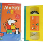 Maisy's ABC: By Lucy Cousins - Children's Animated Series - Educational - VHS