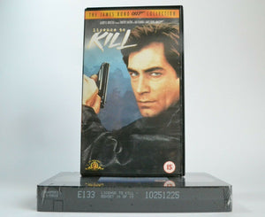 Licence To Kill: James Bond Collection - Brand New Sealed - Timothy Dalton - VHS