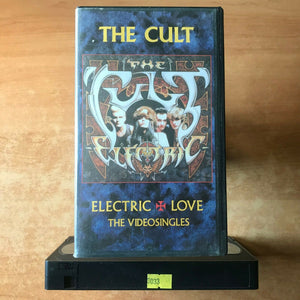 "The Cult: Electric Love; [Videosingles]: ""Lil' Devil""; Ian Astbury - Music - VHS"