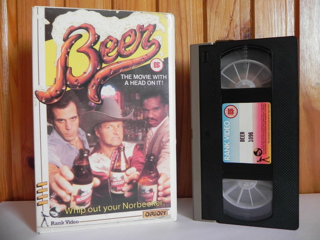 Beer; [Rank Video] Large Box - Comedy - Loretta Swit / Rip Torn - Pal VHS