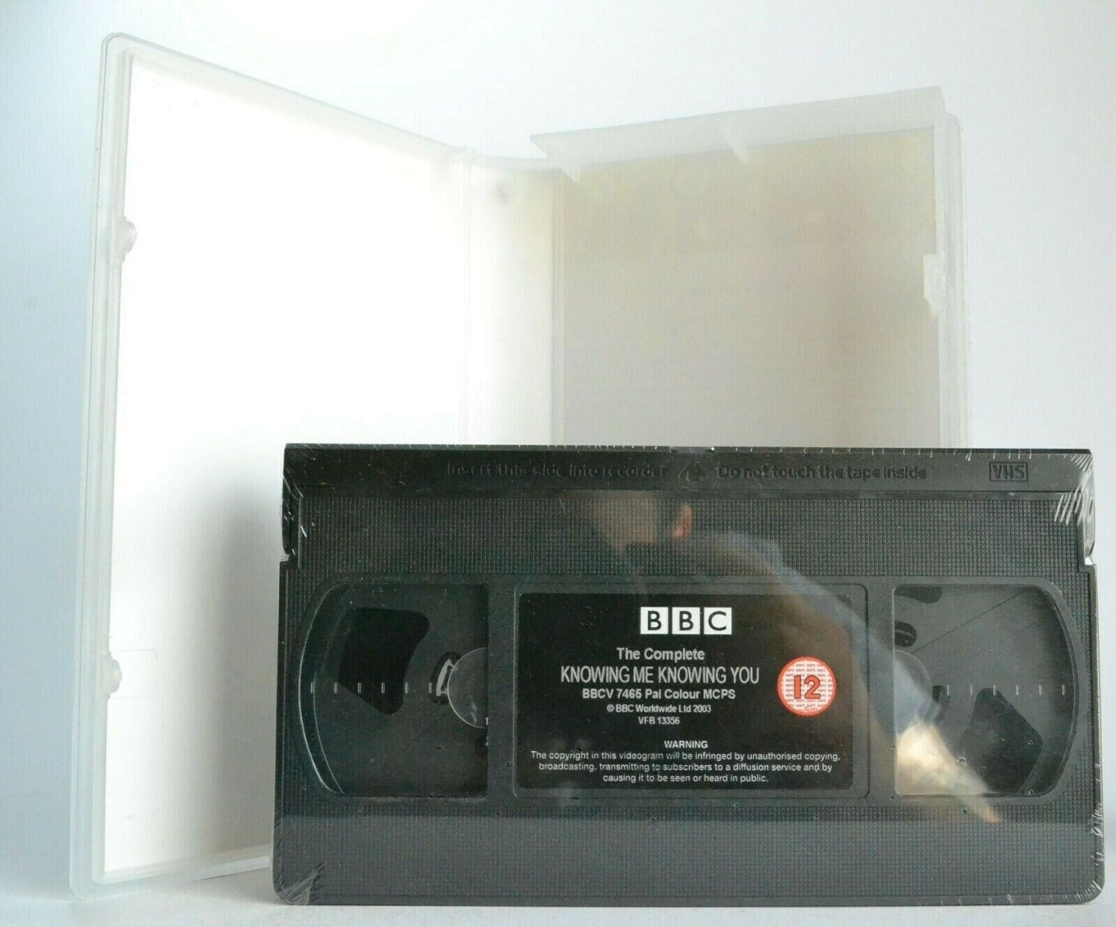 Knowing Me Knowing You: Complete Series - Brand New Sealed - BBC Comedy - VHS