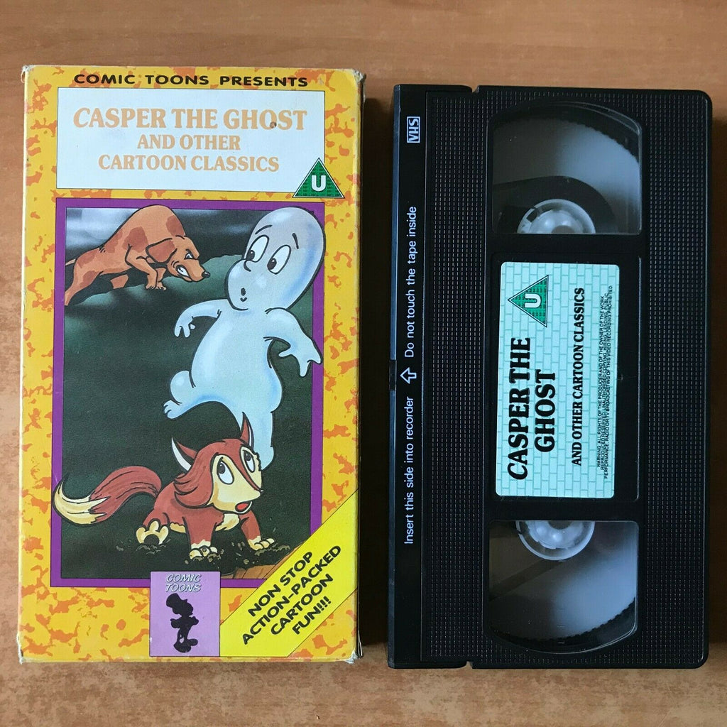 Casper (Cartoon Classics): Hammature Night; [Carton] Animated - Children's - VHS