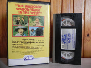The Wackiest Wagon Ride In The West - Media - Big Box - Pre Cert VHS (365)