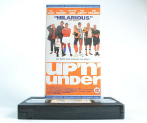 Un 'N' Under - British Sports Comedy - Rugby League - Neil Morrissey - Pal VHS