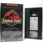 Action & Adventure, Classic, Jurassic, Pal, VHS, Widescreen