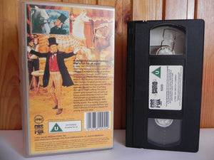 Doctor Dolittle - CBS/FOX - Musical - Terrific Music - Fine Acting - Pal VHS