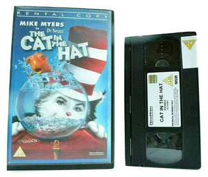 2004, Alec Baldwin, Bo Welch, Box, Cat, Children's & Family, Comedy, Hat, In, Large, Pal, PG, Rental, The, U, United Kingdom, VHS