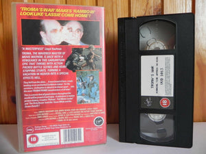 Thoma's War - Virgin Video - Action - Adventure - Carolyn Beauchamp - Pal VHS