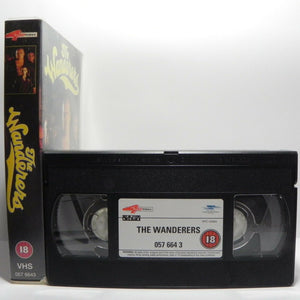 The Wanderers: Comedy (1996) - Remarkable Movie - K.Wahl/J.Friedrich - Pal VHS