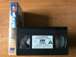 Adventures, Animated, Capers, Casper, Children's & Family, Friendly, Kids, PAL, The, VHS