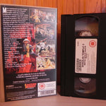 Shaolin Temple 3: Martial Arts Of Shaolin; [Widescreen] Kung-Fu / Martial Arts - Jet Li - Pal VHS