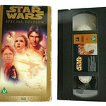 Star Wars: Special Edition - THX Mastered - Carton Box - Space Opera - VHS