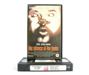 The Silence Of The Hams: A Movie Parody - Comedy - Large Box - Ex-Rental - VHS
