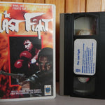 The Last Fight - Boxing Drama - Merlin Video - Pre-Cert - Willie Colon - Pal VHS