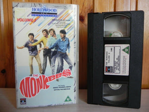 The Monkees - Volume 2 - The Hollywood 60's Collection - Two Episodes - Pal VHS