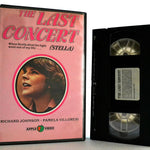 The Last Concert: Stella, Take All Of Me - Italian Drama - Apple Pre Cert - VHS