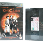 Chicago (2002): Brand New Sealed - Musical Comedy - R.Zellweger/R.Gere - Pal VHS