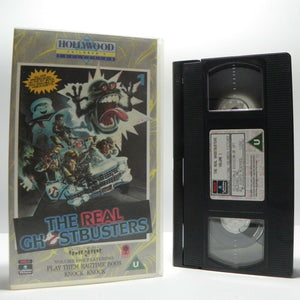 The Real Ghostbusters - Vol.1 - Animted - Action Adventures - Children's - VHS