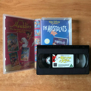 The Return Of Jafar (Aladdin Adventure); [Disney] Animated - Children's - VHS
