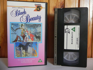 Black Beauty - Channel 5 - Children's Classic - Stunning Animation - Pal VHS