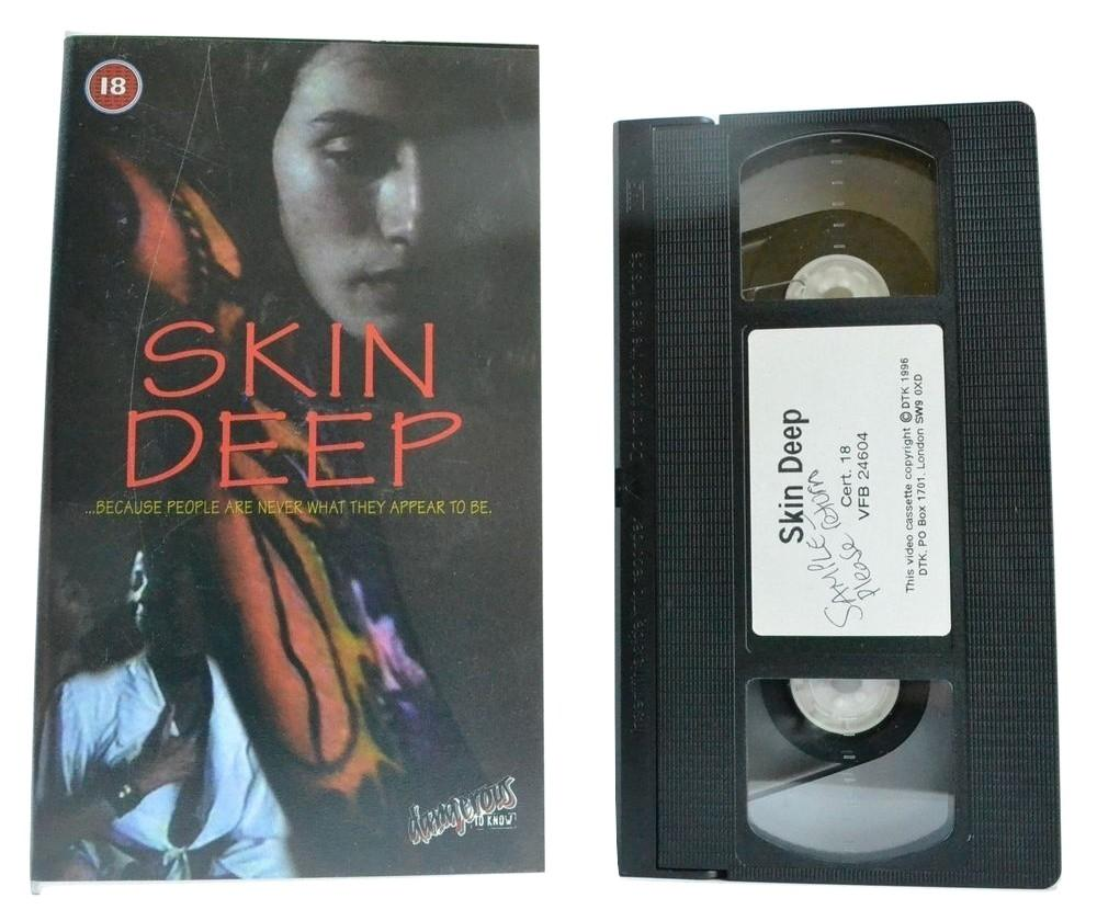 Skin Deep: (Koyama) Dangerous To Know; Oriental Tattoos - Sample Tape - VHS