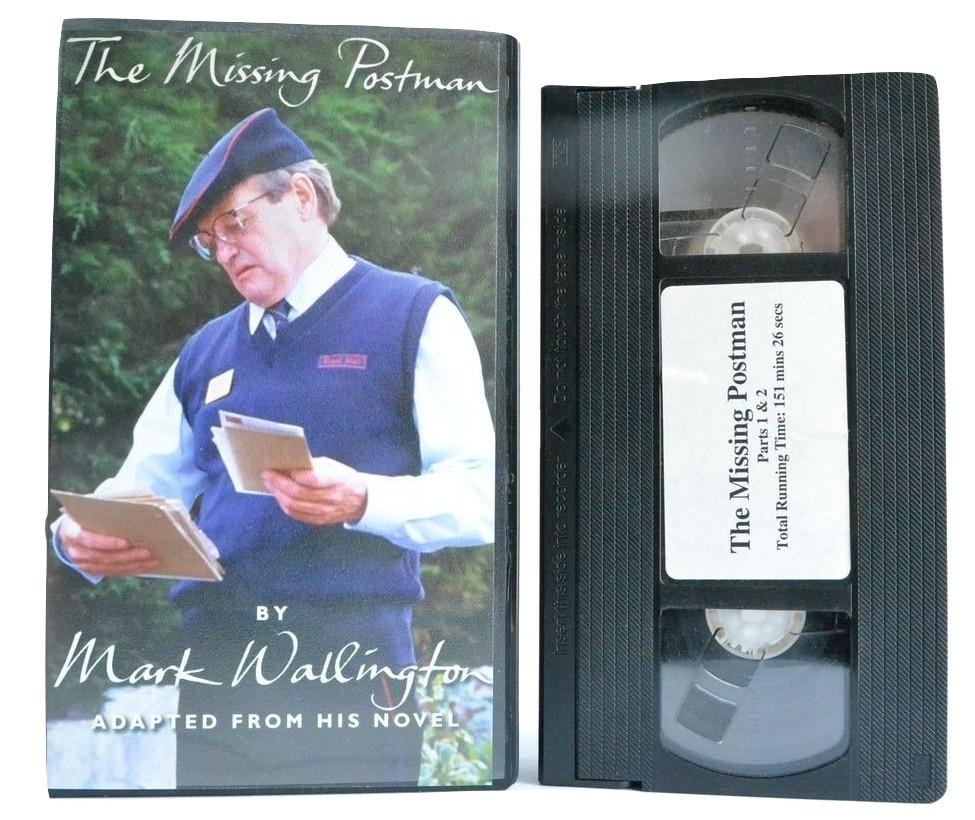 The Missing Postman: Mark Wallington - James Bolam - Alan Dossor (BBC) VHS