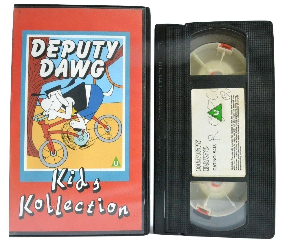 Deputy Dawg (1963): Kid's Collection [Pre-Cert] - A Mix Of The Best - Kid's VHS