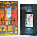 Wu-Tang Magic Kick: 'Northern Leg' John Liu - P.Kao [Widescreen Kung-Fu] VHS