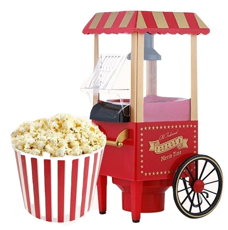1200W 110-120V Popcorn Maker - Electric Pop Corn Making Machine - Cinema Room - Movie Time