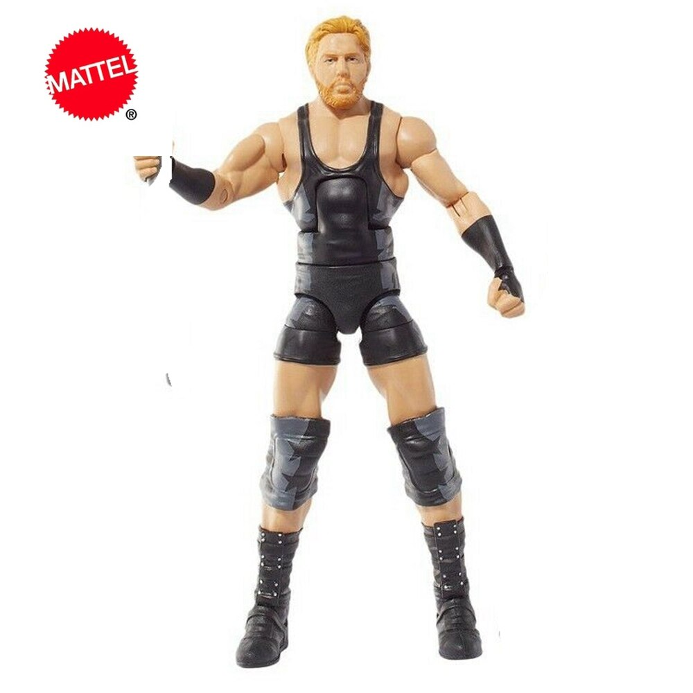 Mattel WWE Super mobile Series Jack Swagger Wrestlers Doll 6 Inch Action Figure Model Kids Toys Birthday Gift