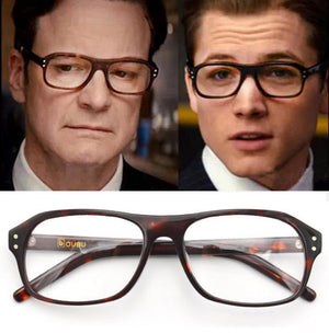 Kingsman - Sunglasses - The Golden Circle Cosplay - Movie Replica Eyewear - Glasses