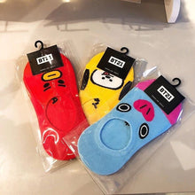 BT21 No-Show Socks