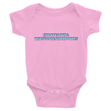 Signing Superpower Infant Bodysuit