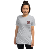 Deaf And Proud Short-Sleeve Unisex T-Shirt