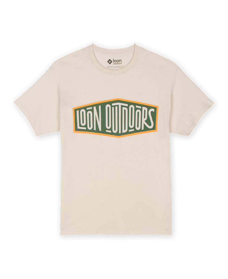 Loon X David Rollyn Type Shirt