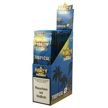 Juicy Jays Tropical Blue - Bulldog420 Best Head Shop UK