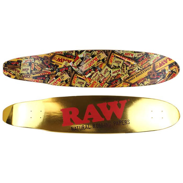 RAW Skate Board Retro Ducktail - Bulldog420 Best Head Shop UK
