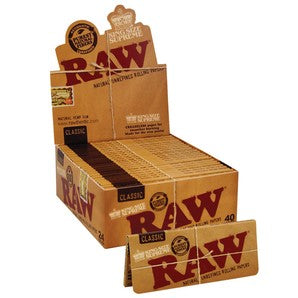 Raw Kingsize Supremes - Bulldog420 Best Head Shop UK