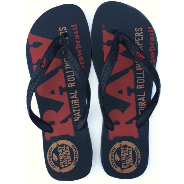 Raw Brazil Flip-Flops - Bulldog420 Best Head Shop UK