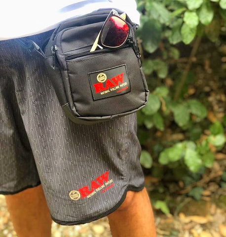 Raw Brazil Manbag/Shoulder Bag - Bulldog420 Best Head Shop UK