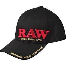 RAW Black Hat - US Import - Bulldog420 Best Head Shop UK