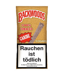 Backwoods Caribe | Box of 8 - Bulldog420 Best Head Shop UK